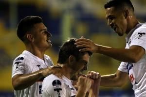 Copa Sudamericana: Barcelona SC pierde ante General Díaz