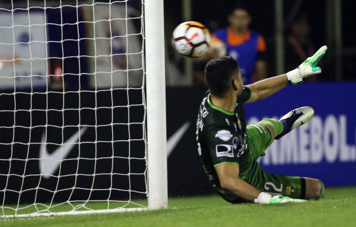 EFE Copa Sudamericana: Barcelona SC pierde ante General Díaz