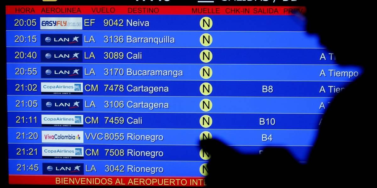 Avianca traslada su operación del Puente Aéreo al Aeropuerto El Dorado