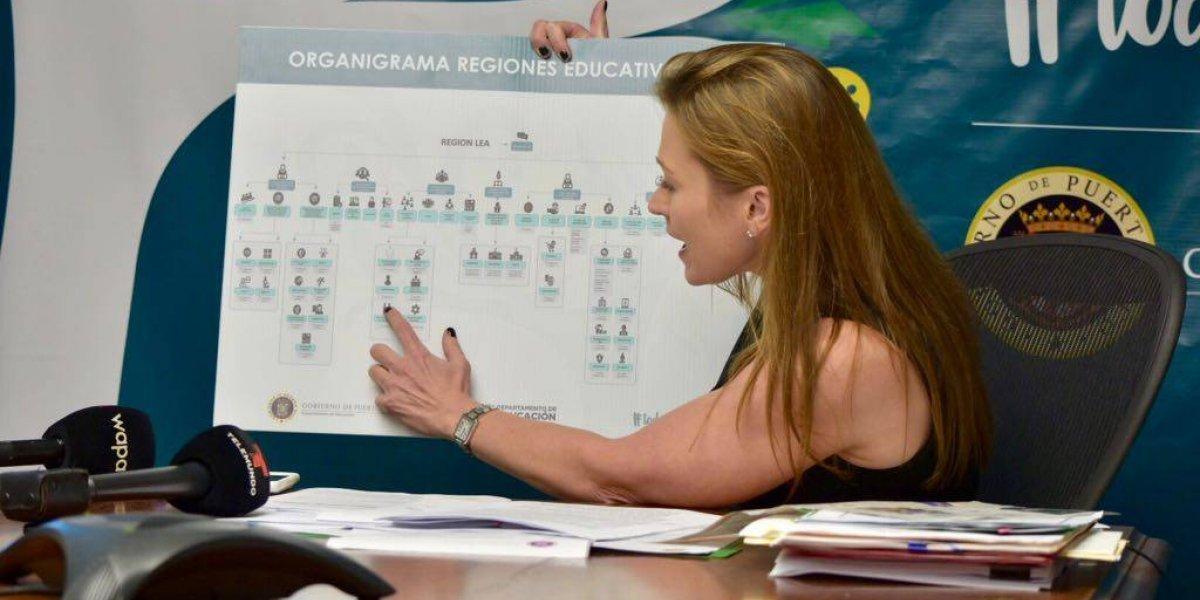 Comienza la reasignación de directores escolares en el DE