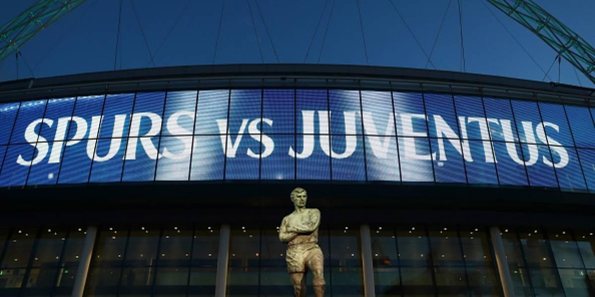 Champions League: Sigue gratis el partido Tottenham vs. Juventus