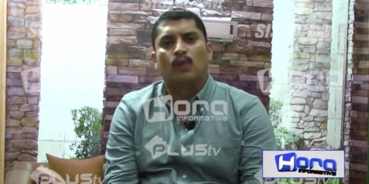 """VIDEO. Alcalde de Patulul acepta """"broma de mal gusto"""" a su """"amigo"""" en videos viralizados"""