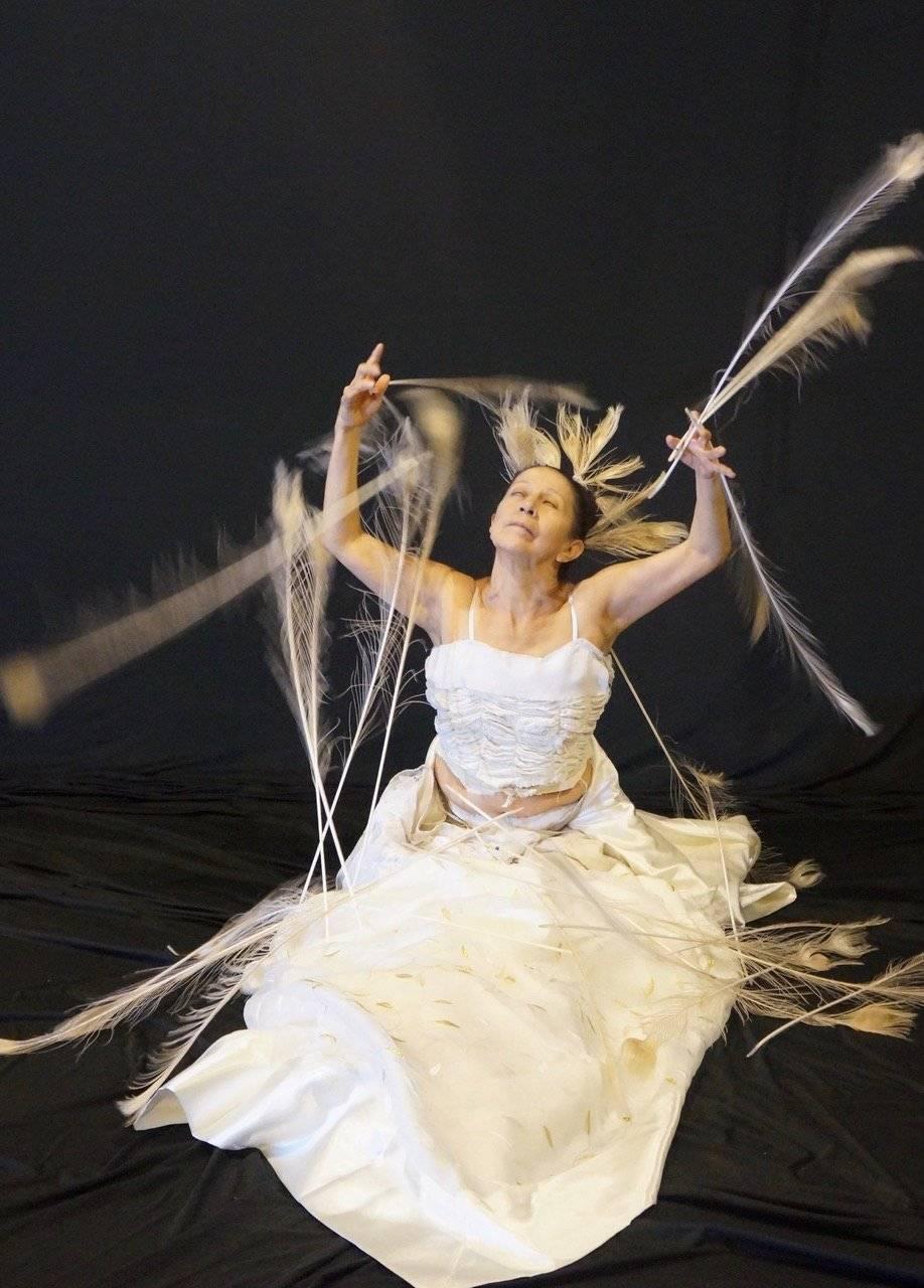ALELUYAH EN BUTOH Susana Reyes y Moti Deren estrenan obra destinada a las mujeres