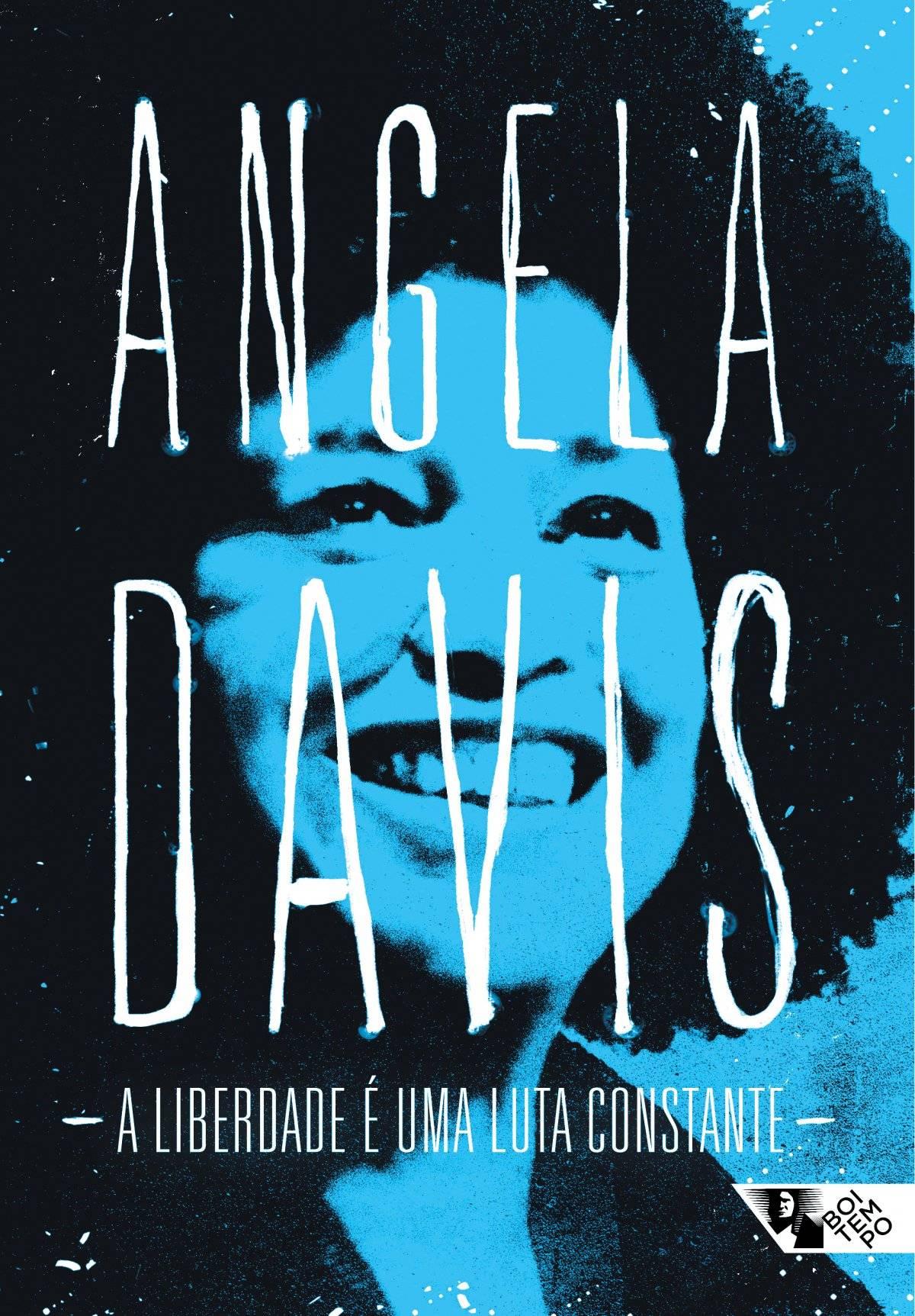 A liberdade é uma luta constante | O novo livro da ativista política Angela Davis reúne uma ampla seleção de seus artigos, discursos e entrevistas recentes realizados em diferentes países entre 2013 e 2015, organizados pelo militante dos direitos humanos Frank Barat.