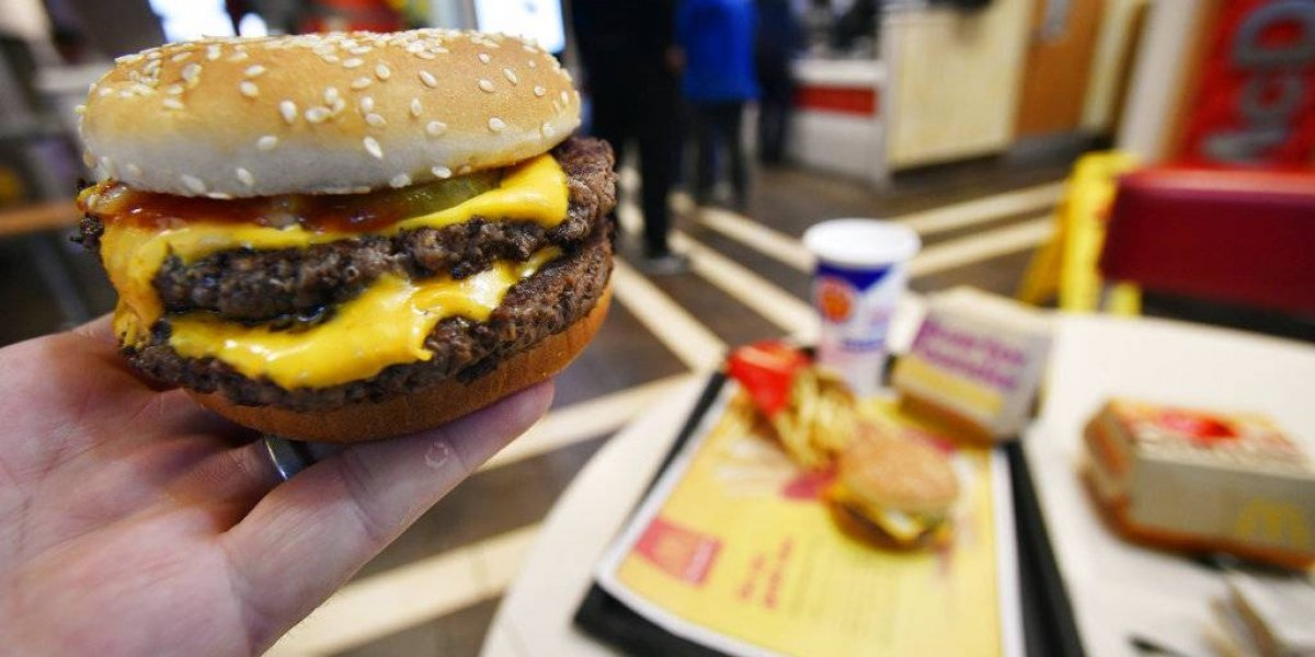 Algunas hamburguesas de McDonald's tendrán carne fresca