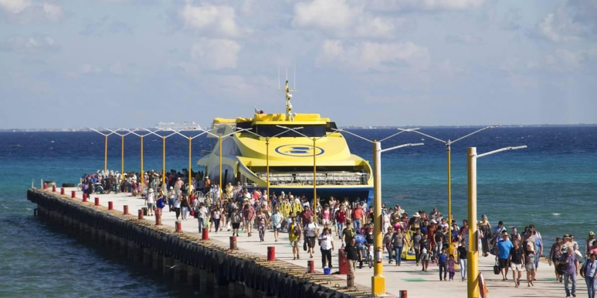EU emite alerta de viaje por 'amenaza de seguridad' tras explosión de ferry