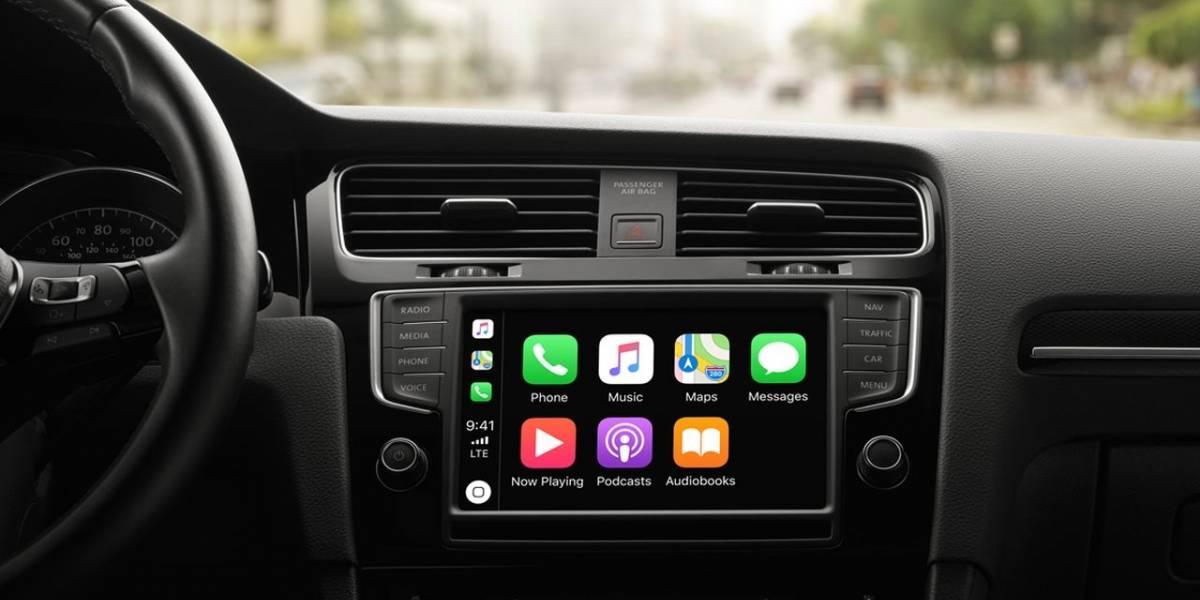 Algunos autos de FIAT Chrysler y VW vendrán con 6 meses de Apple Music