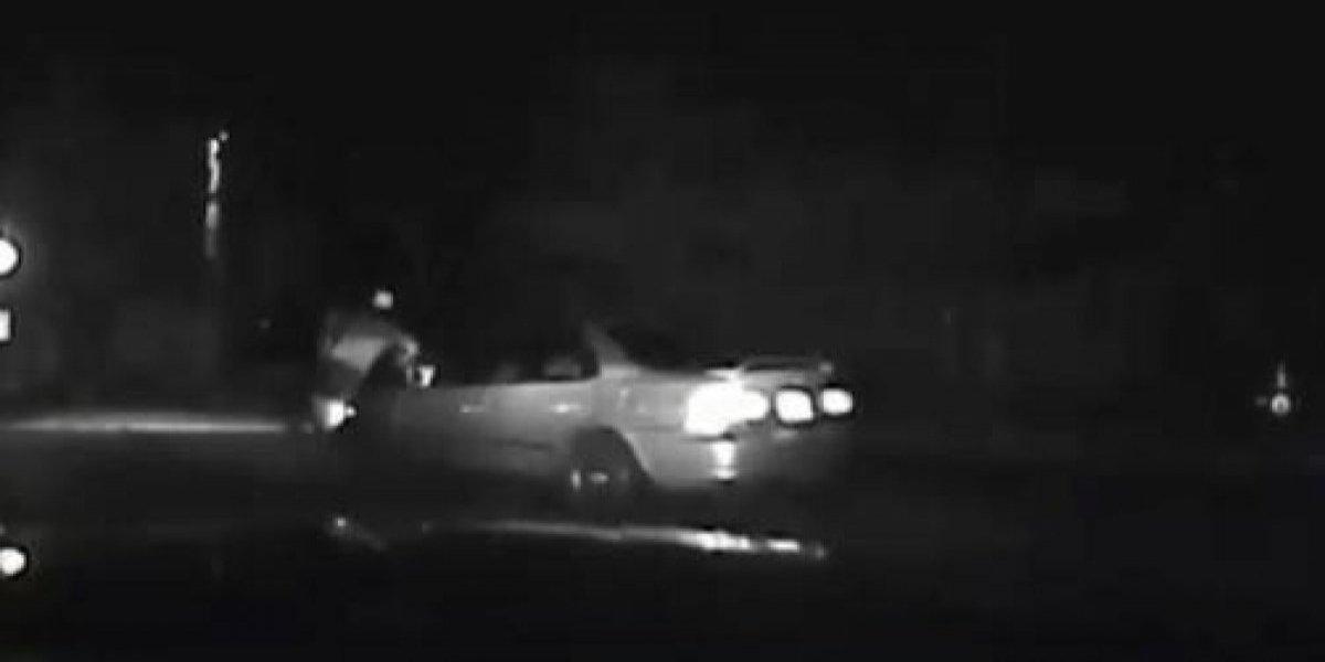 Lo hemos visto todo: Hombre enfrenta cargos en EEUU por atropellarse a sí mismo