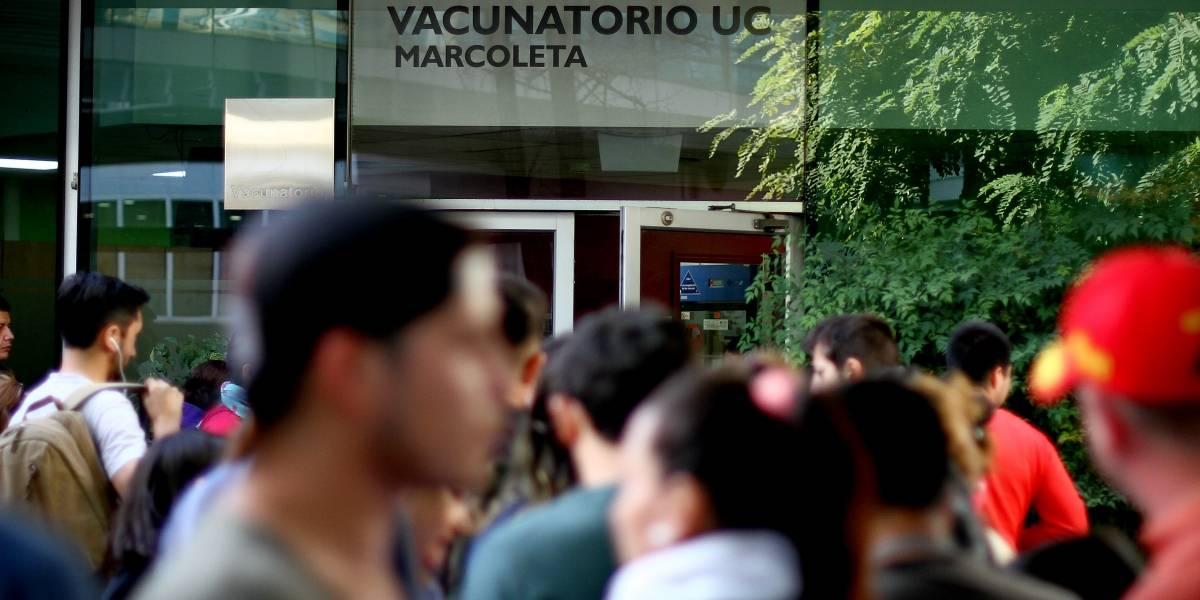 ¡Atención viajeros!: ISP liberará 15 mil nuevas dosis de vacuna contra la fiebre amarilla