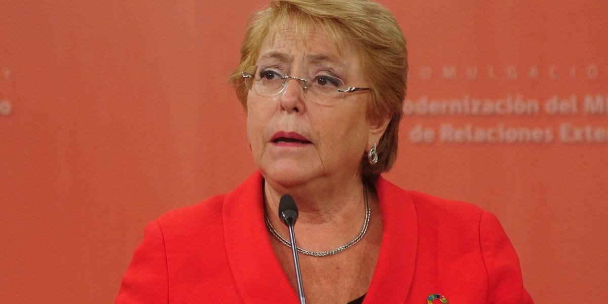 Gobierno de Bachelet asegura que el 87,2% de los compromisos fueron cumplidos