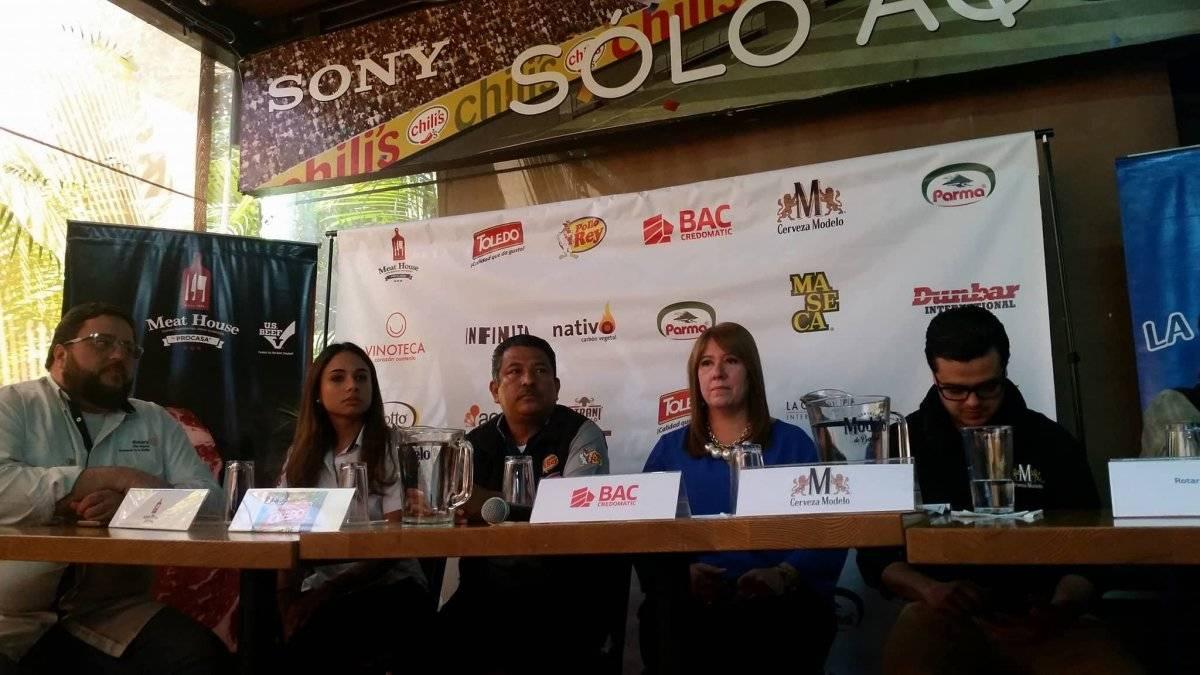 El evento contará con el apoyo y participación de empresas tales como Cerveza Modelo, Pollo Rey, Toledo, Bac, Procasa y Parma, entre otras. Foto: David Lepe Sosa