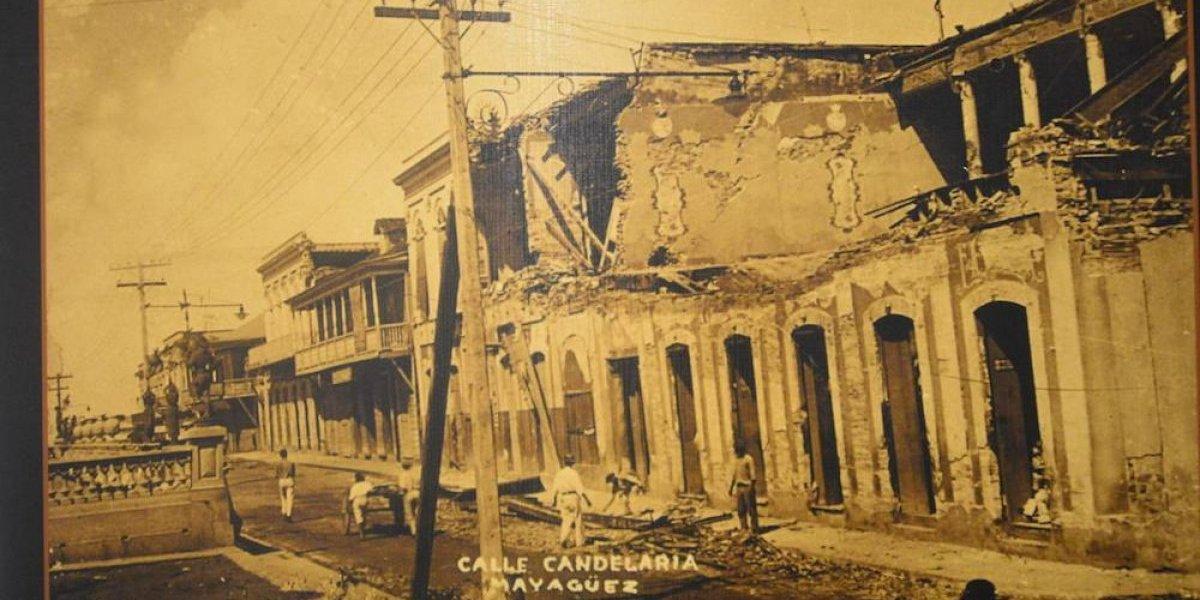 Recrearán destructivo terremoto y maremoto de hace cien años en P. R.