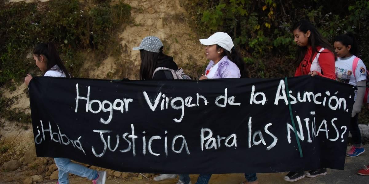 Hogar Seguro: Las huellas que el incendio dejó en las sobrevivientes
