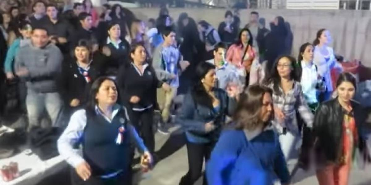 La increíble historia detrás de la canción más popular de Rancagua: la bailan hace años, tiene su propia coreografía y es furor en redes sociales