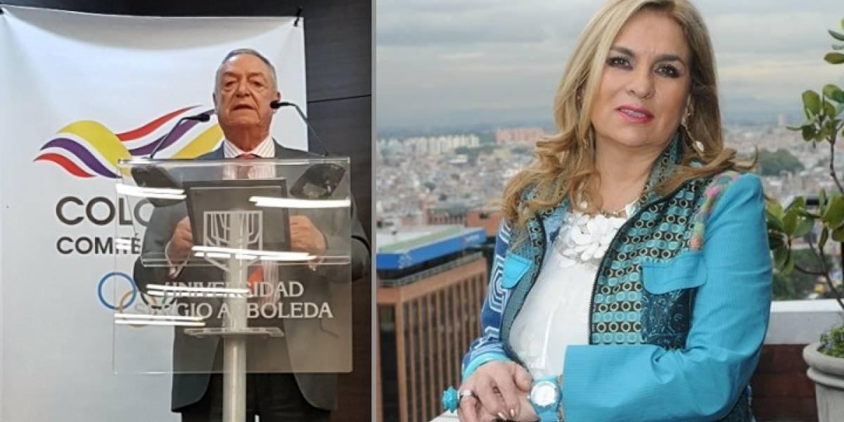 Con estos mensajes invitan a los estudiantes de la U. Sergio Arboleda a votar por la esposa del rector