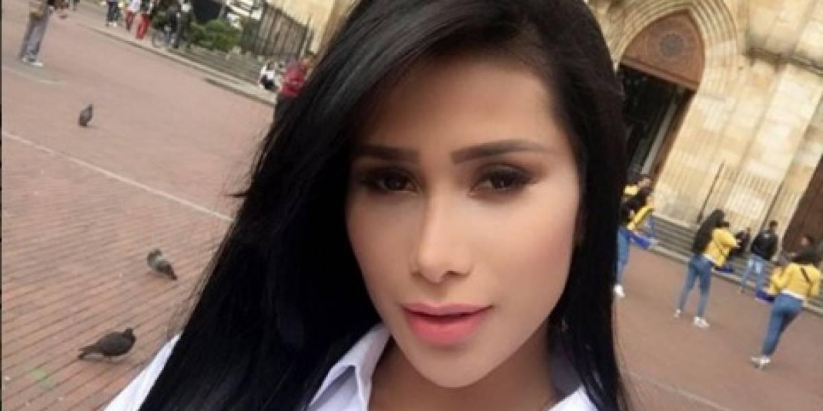 Candidata contó quién publicó las supuestas fotos de ella desnuda en redes sociales