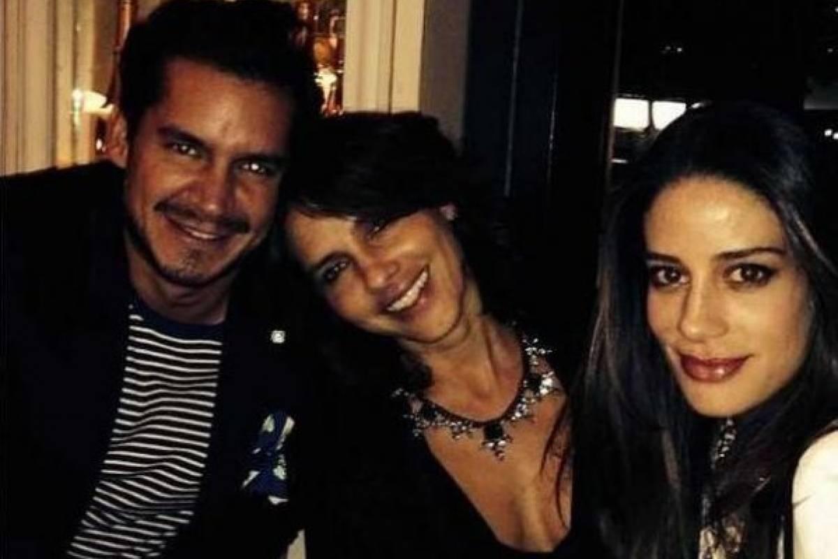 Con Paola Turbay y Manuela González Instagram