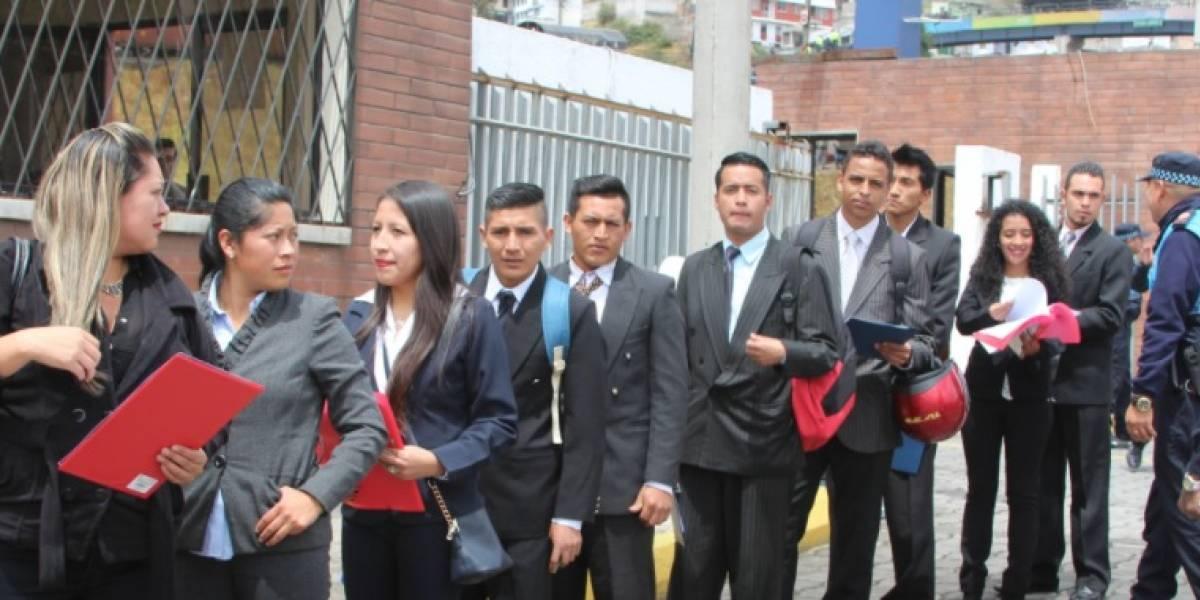 14. 389 jóvenes se inscribieron en proceso de selección para nuevos agentes metropolitanos