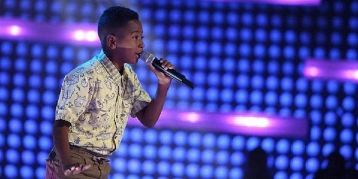 Carlos Mario, el niño que hizo llorar a los jurados de 'La Voz Kids' con su canto