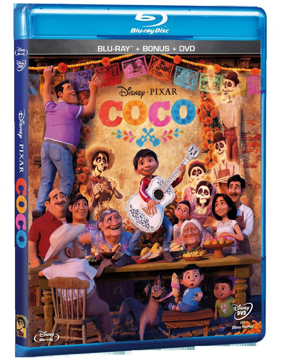 'Coco' es la película más vista en Chile en 30 años