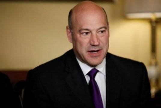asesor económico de la Casa Blanca, Gary Cohn