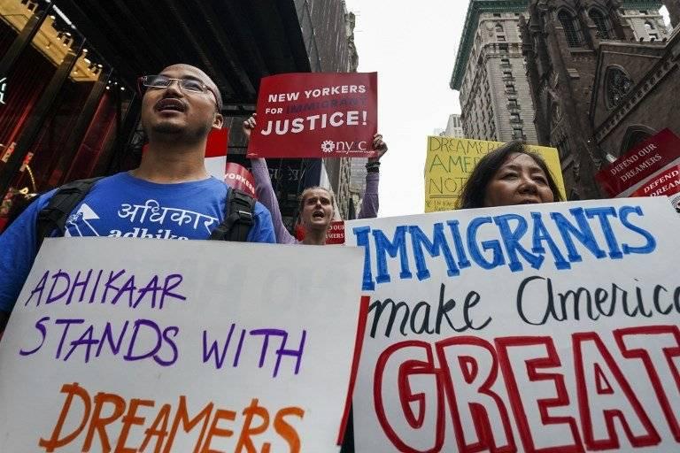 Dreamers en Estados Unidos