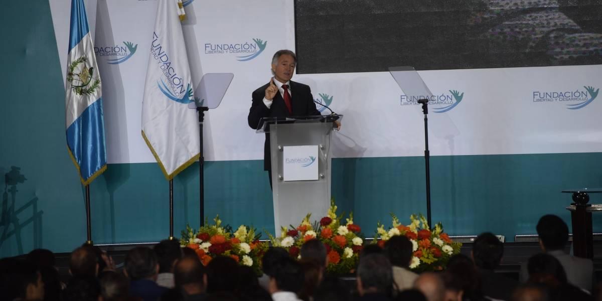Este fue el financiamiento que Dionisio Gutiérrez dio a Encuentro por Guatemala