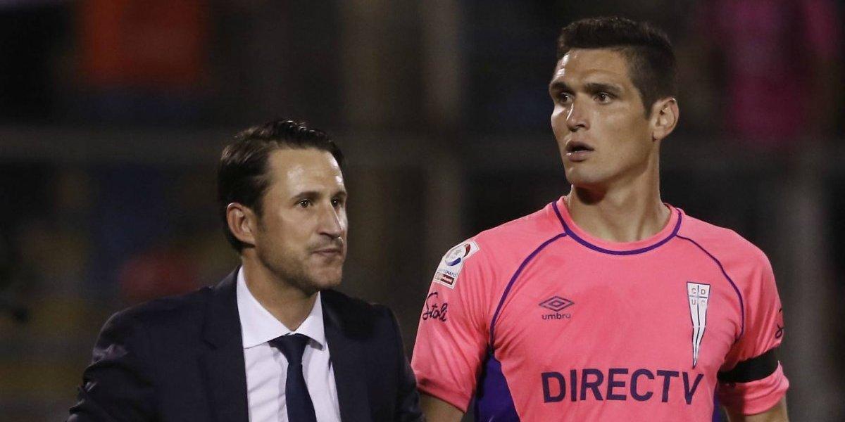 """Dituro defiende el estilo de Beñat en la UC: """"Somos un equipo serio, supimos los momentos de cada partido"""""""