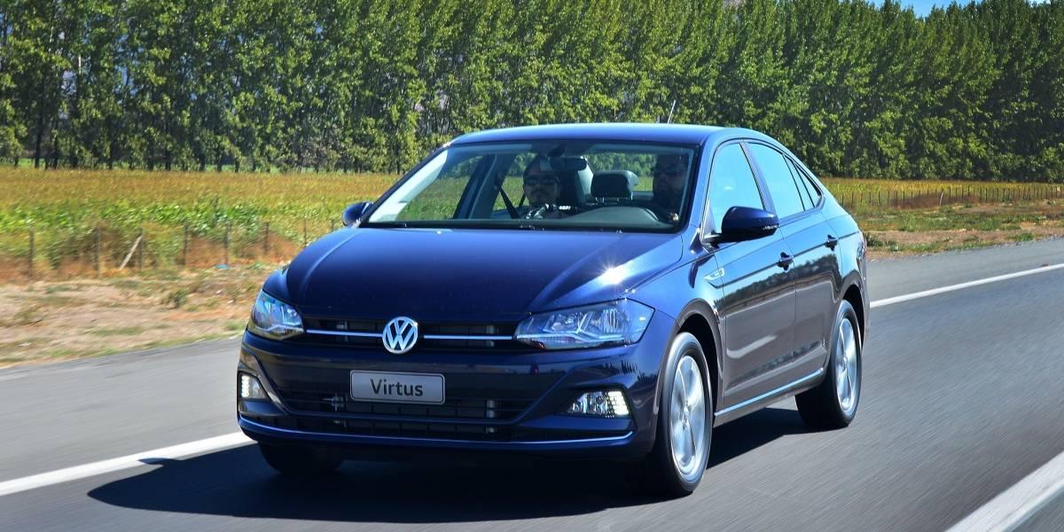 Volkswagen reafirma su apuesta por los sedanes con el nuevo Virtus