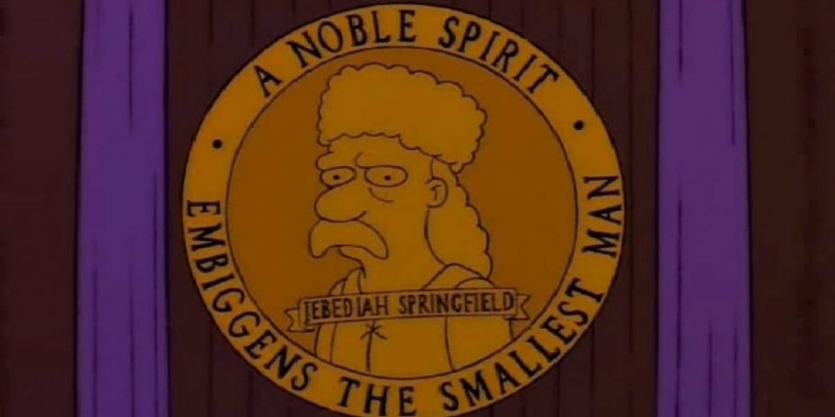 Una palabra que fue inventada por 'Los Simpson' está ahora en el diccionario