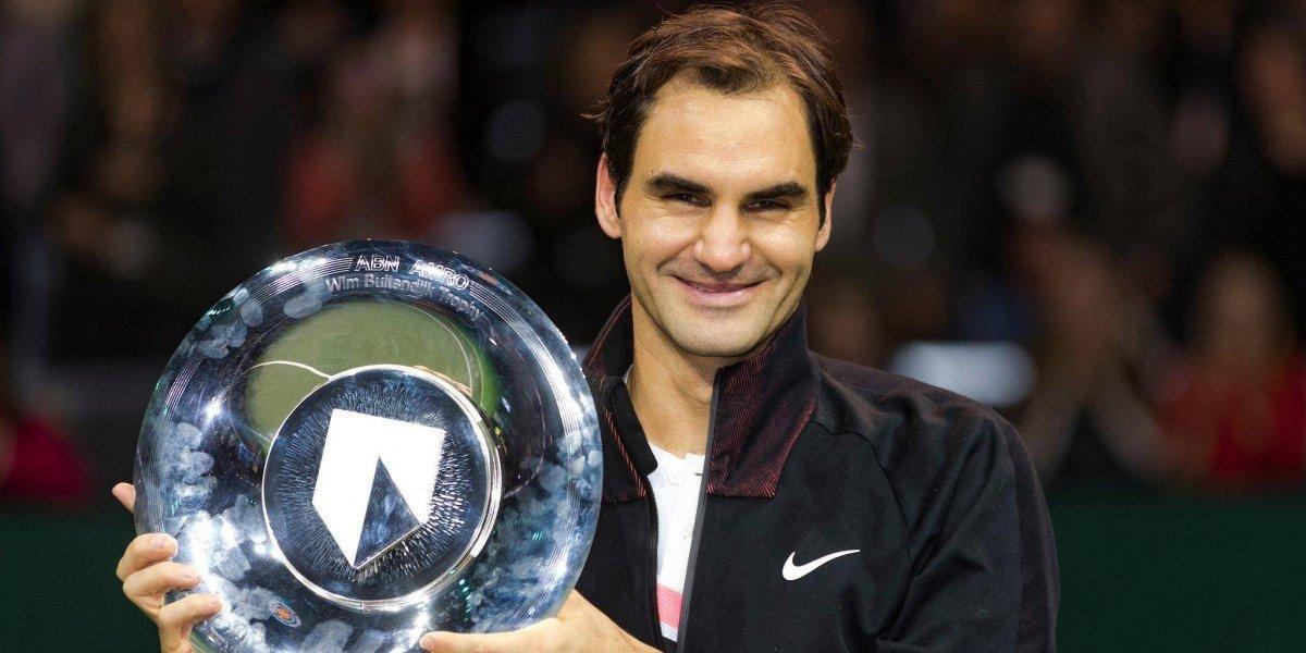 Roger Federer ya tiene posibles rivales para estrenar su número uno en Indian Wells