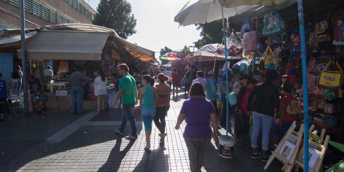 Informó el INE: Comercio impulsó incidencia positiva del Índice de Remuneraciones