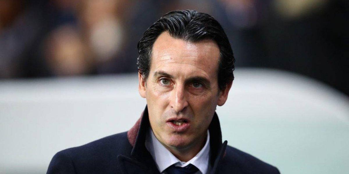 """""""Días contados"""": El fracaso de PSG en la Champions tiene a Emery en la mira de la prensa francesa"""