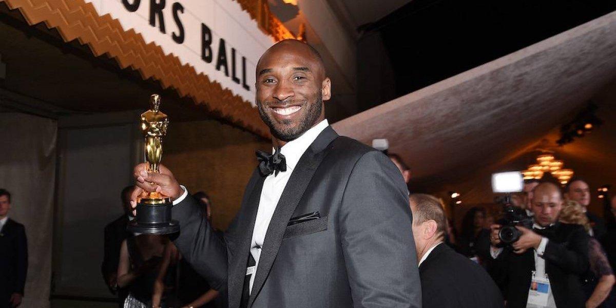 Crean petición para retirar Oscar a Kobe Bryant