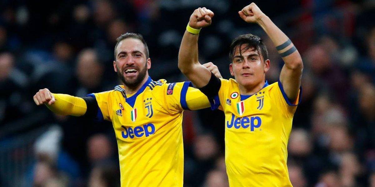 Juventus mostró su jerarquía para eliminar de la Champions a un empeñoso Tottenham
