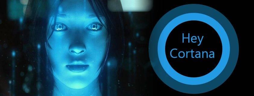 Cortana podrá activarse más fácil en los altavoces inteligentes
