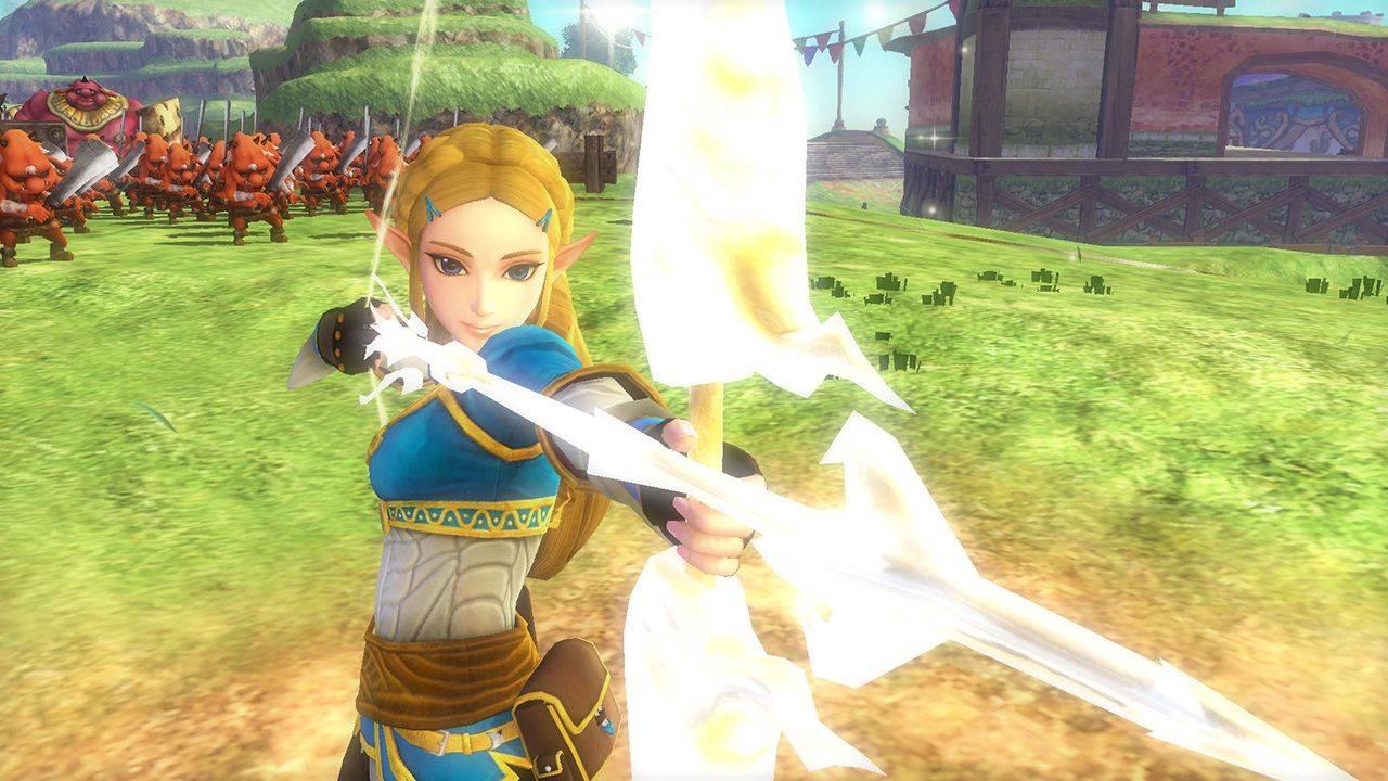 Hyrule Warriors: Definitive Edition estrena un nuevo avance
