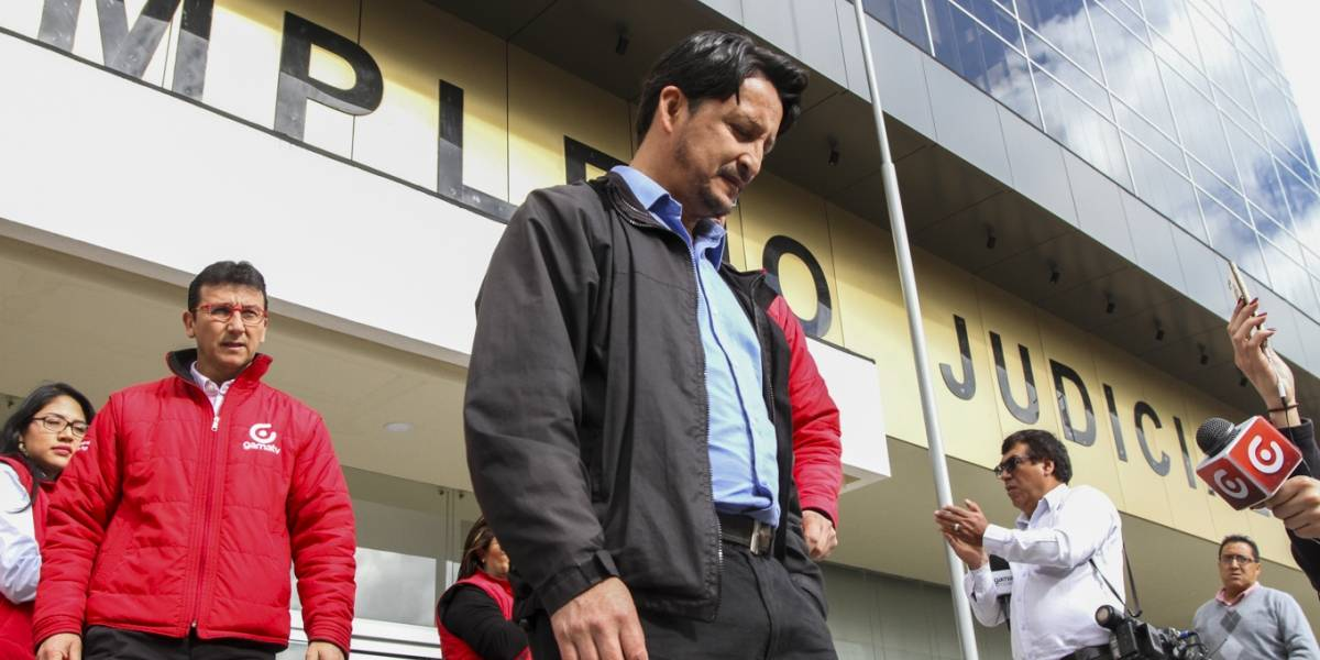 Trabajadores de Gamavisión presentan acción de protección