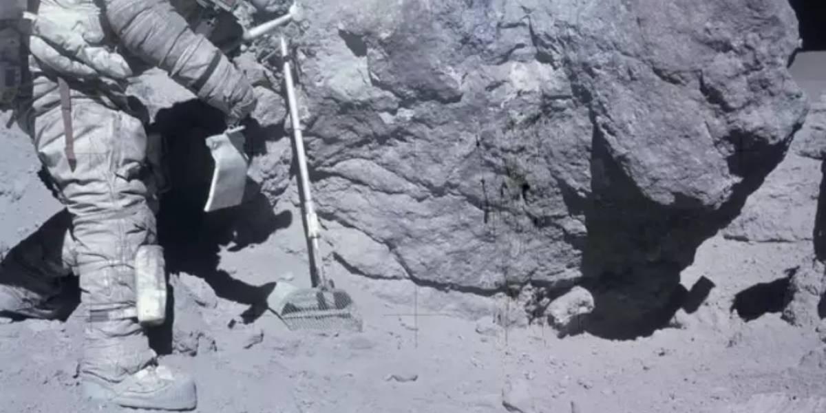NASA podría abrir contenedores sellados con suelo lunar intacto