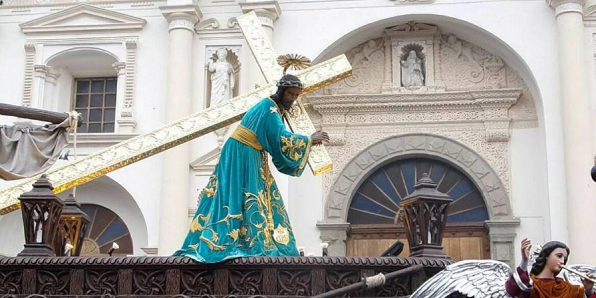 Jesús Nazareno de la Dulce Mirada saldrá en procesión con nuevo recorrido