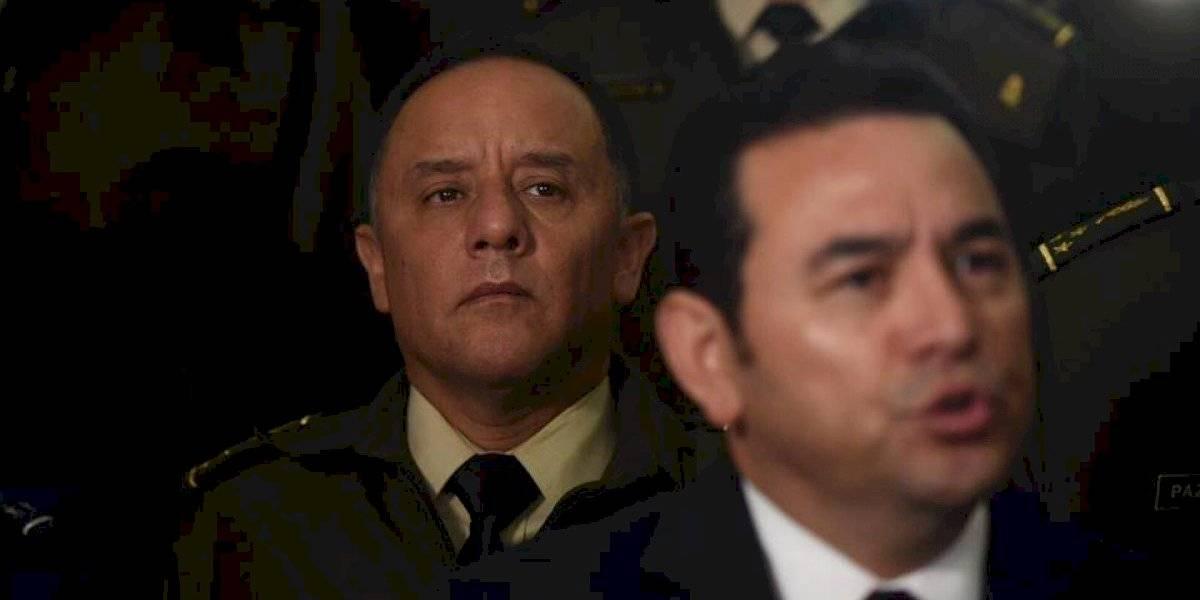 CSJ rechazó dar trámite a solicitud de antejuicio en contra de Morales y Ralda