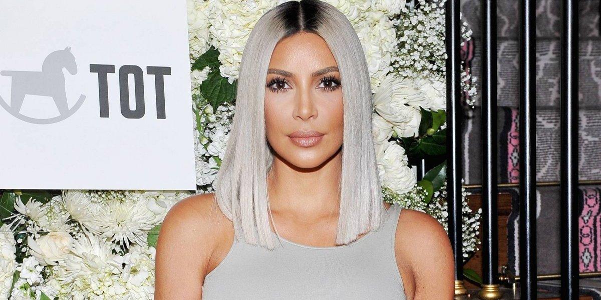Fans le piden a Kim Kardashian que elimine una foto que muestra zoom de su cara
