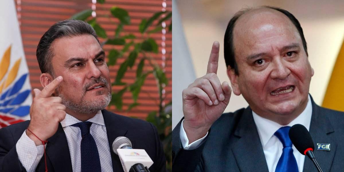 Asamblea Nacional aprobó la comparecencia de José Serrano y Carlos Baca