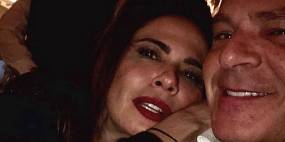 Casamento de Luciana Gimenez e Marcelo de Carvalho pode ter terminado
