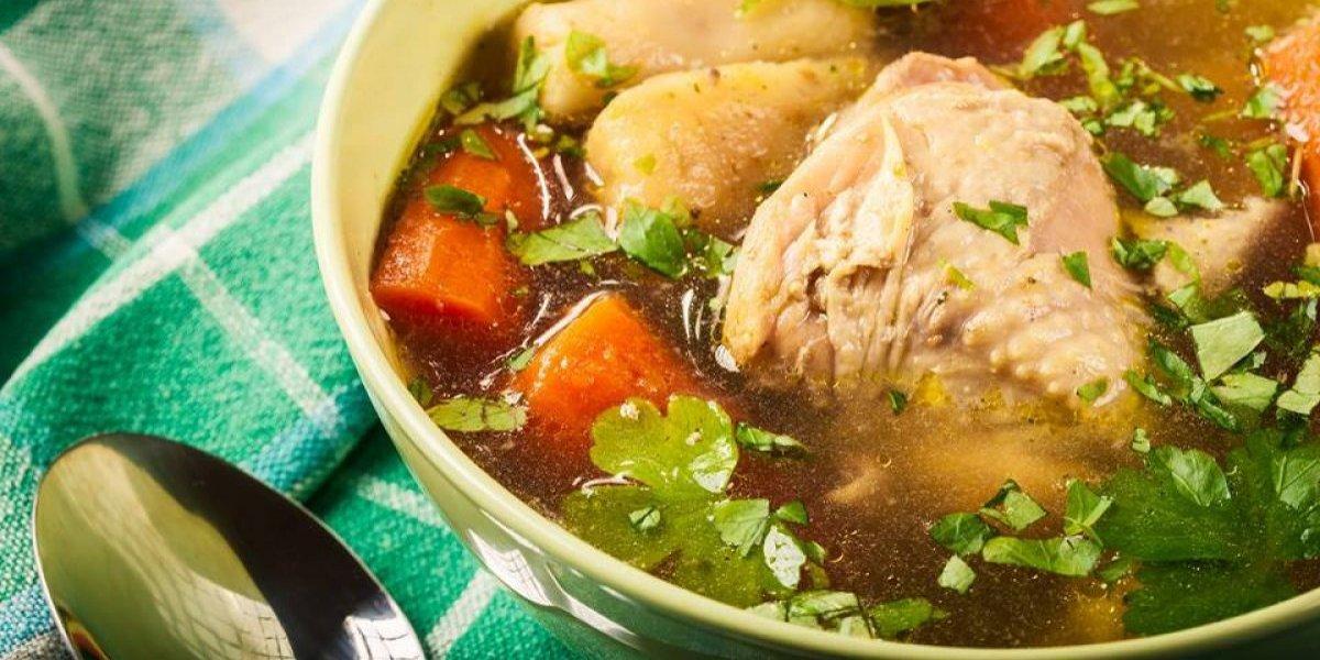 Esta es una nueva opción para preparar caldo de gallina criolla y otros platillos