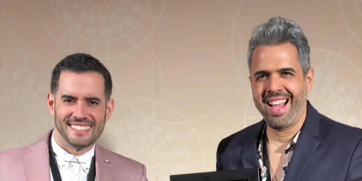 Manny Cruz y Daniel SantaCruz multipremiados en Premios ASCAP 2018