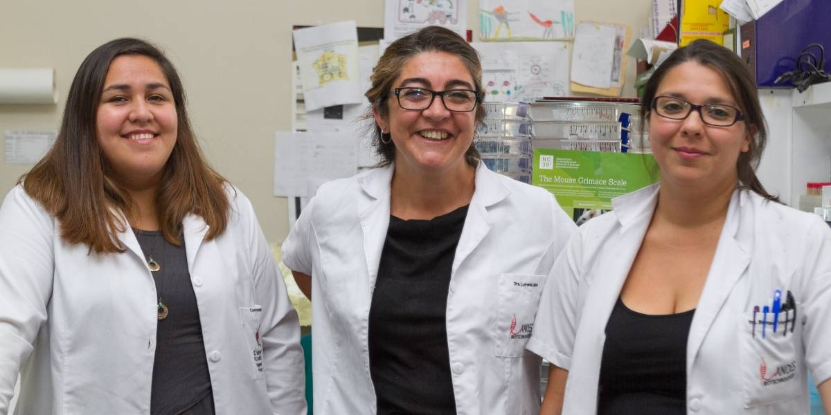 Solución a la metástasis: Chilenas quieren frenar el cáncer de mama