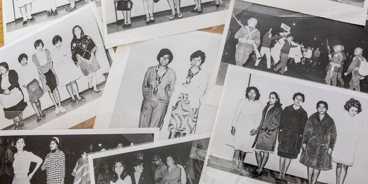 Publicarán en internet archivos de Policía y Ejército durante el movimiento del 68
