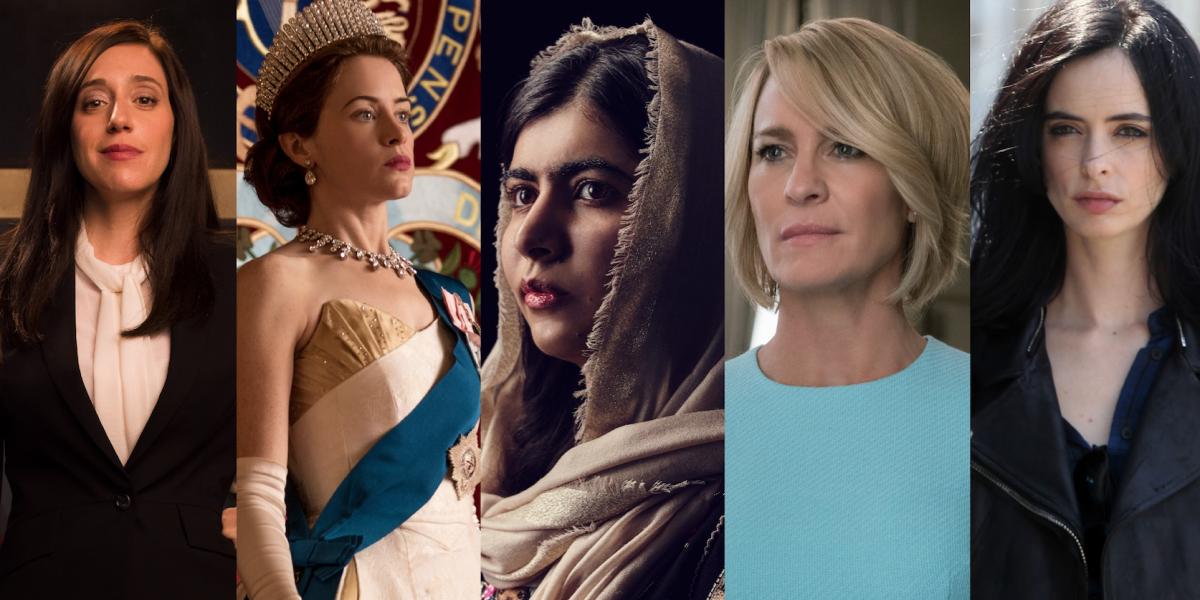 10 mujeres que inspiran en la televisión