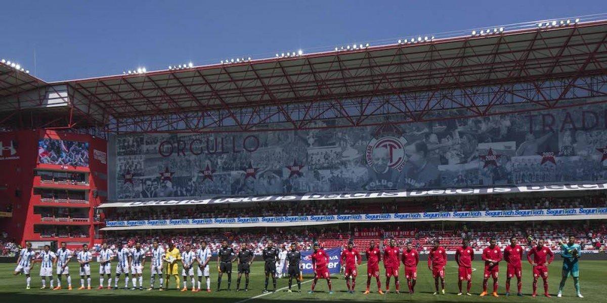 Estadio Nemesio Diez, el segundo mejor del mundo